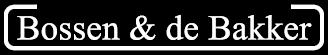 Bossen & de Bakker logo